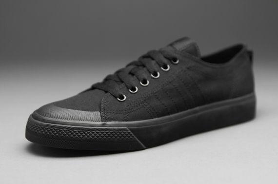adidas Originals Nizza LO Classic 78 - Black