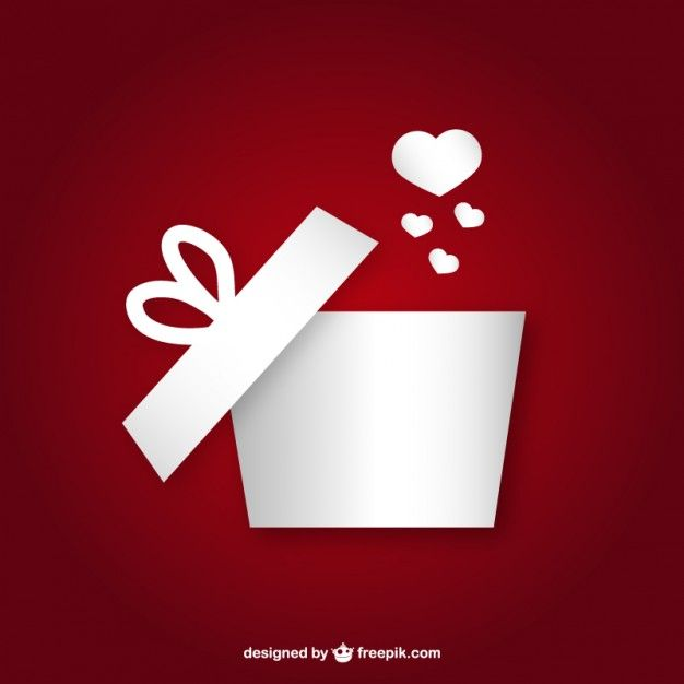Download Gift Box With Heart For Free Gift Box Images Gift Logo Balloon Logo