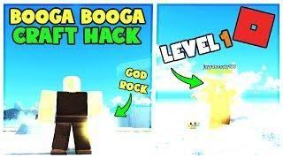 Level 1 God Gear Hack Booga Booga Craft Hack Roblox Hack