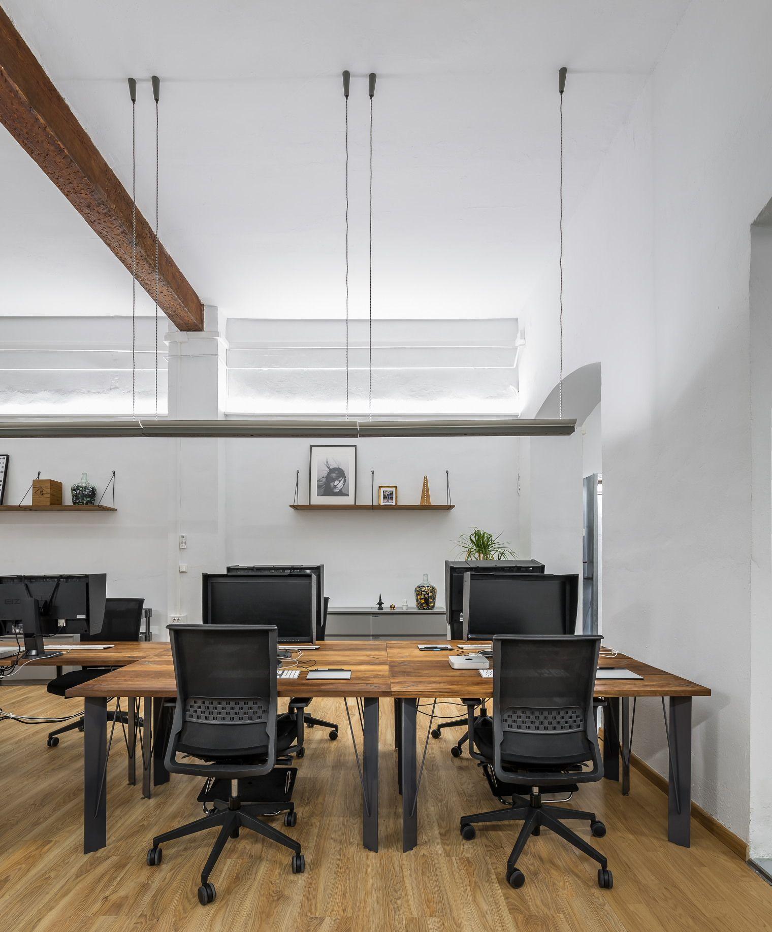 Carmencita Film Lab   Interior Design Project   Interiorismo   Diseño  Interior   Office Design