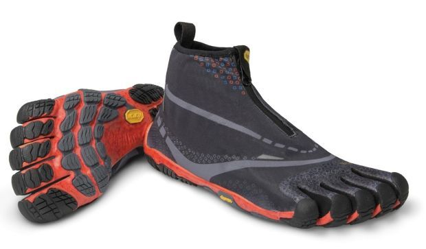86c1693086a Bikila Evo WP - The Feetus review. Very honest and candid review of the new  waterproof  barefoot  running shoe from the minimalist running maestros  Vibram ...