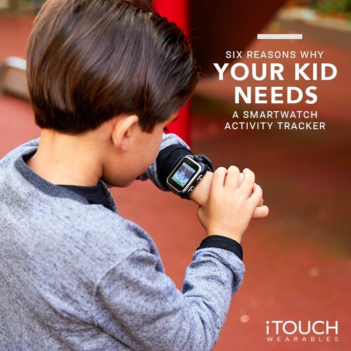 Why Your Kid Needs A Debit Card: 6 Reasons Why Your Kid Needs A Smartwatch