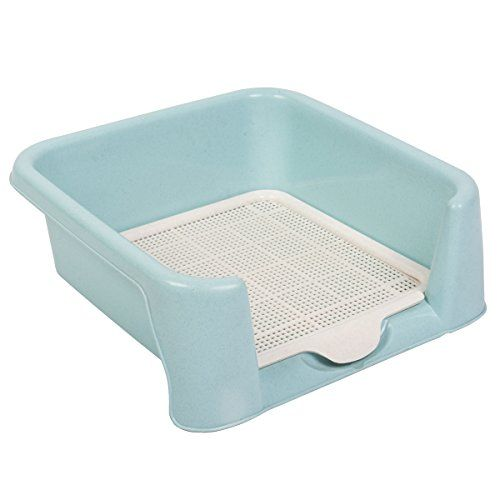 Favorite Dog Plastic Training Tray Potty High Protection Portable