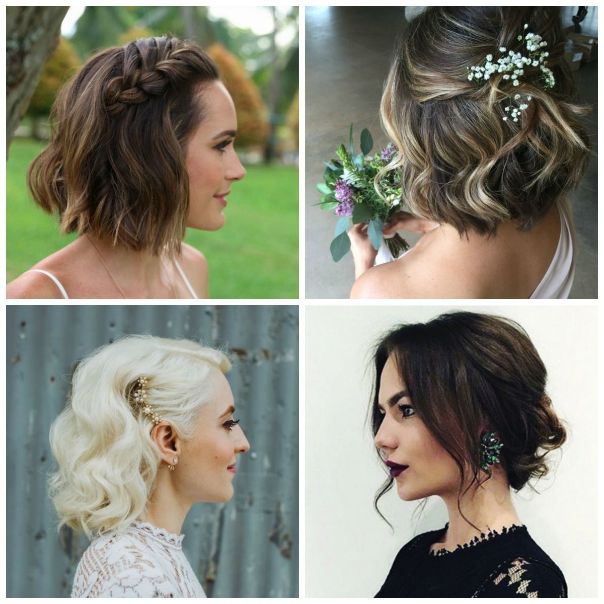 Hairstyle For Wedding Season: 13 Wedding Hairstyle For 2017