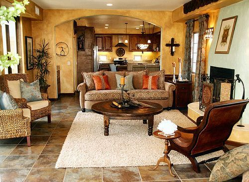 southwest color palette colorful bold colors natural textures - Southwestern Decor
