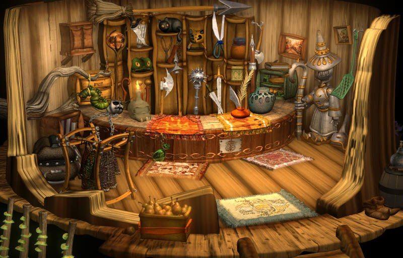 The Lost Art Of Final Fantasy Ix Mama Robotnik Research Thread Art Final Fantasy Ix Environment Concept Art