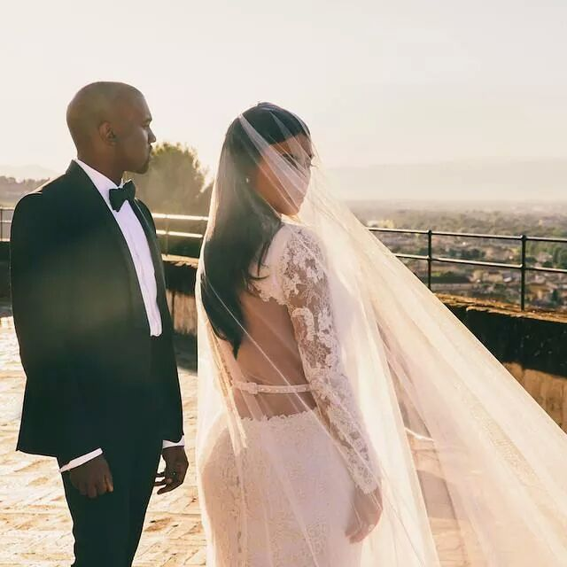 Photographer Conor Mcdonnell Kim Kardashian And Kanye West S Wedding Day Photograph May 2017