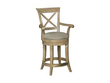Drexel Heritage X Back Counter Stool 587 792