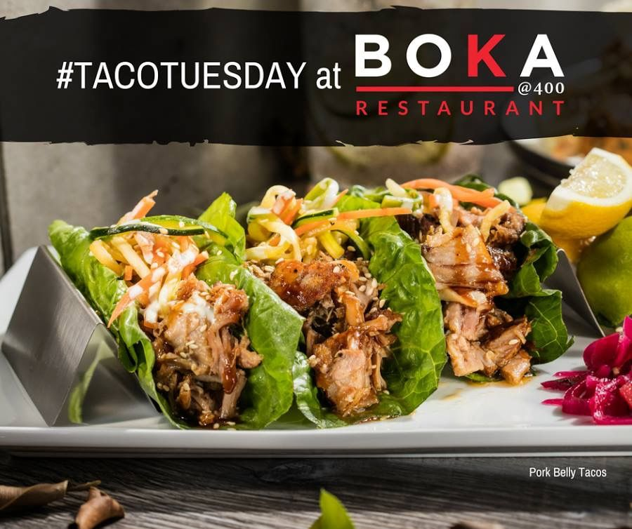 Boka Restaurant En Mcallen Tx Low Carb Options At