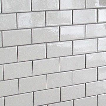 white bathroom tiles white subway tile