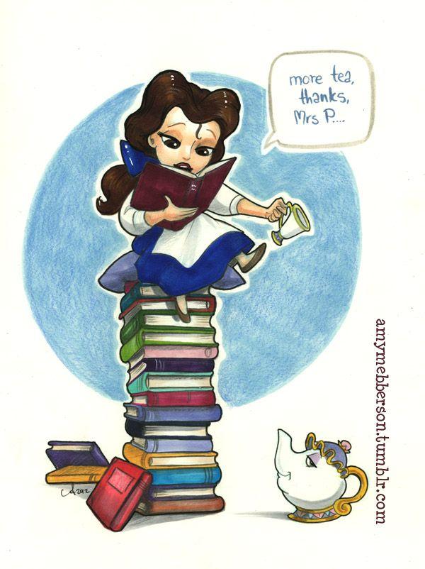 Pocket Princesses by Amy Mebberson    Extras.