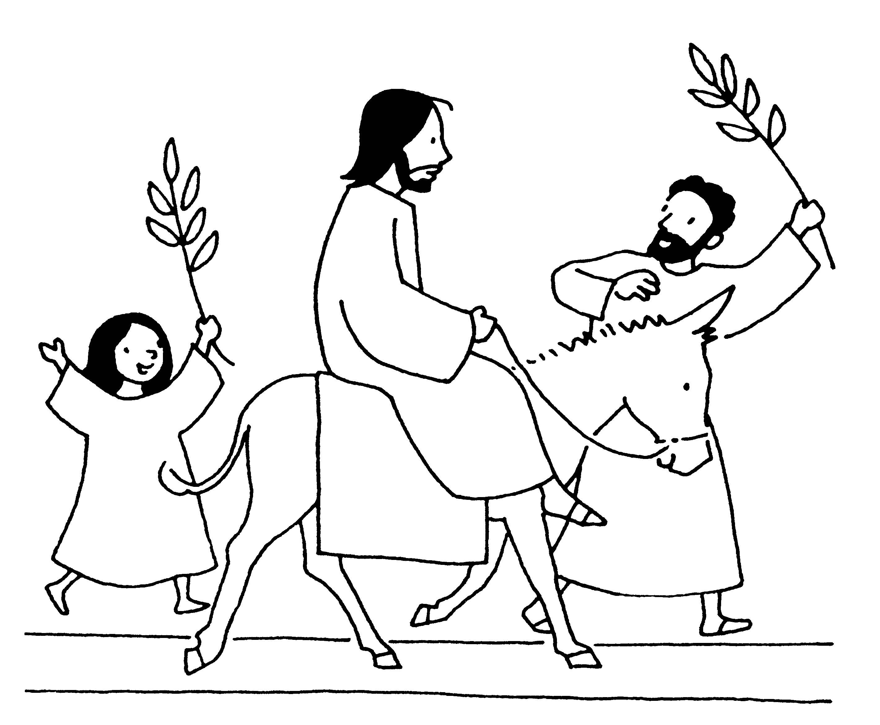 20+ Clipart For Jesus In The Wilderness For 40…