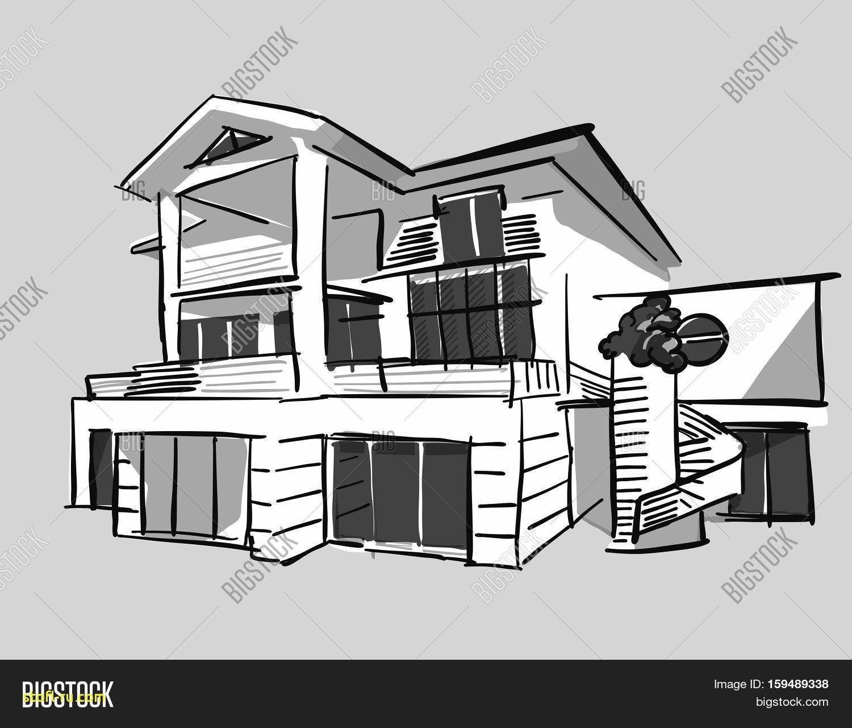 Design Your Dream Home Online Designhomeonline Design3dhomeonline Designyourownhome Desig Simple House Drawing House Design Drawing Design Your Dream House