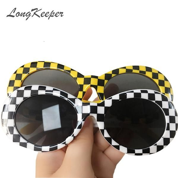 6fb8608b74  FASHION  NEW LongKeeper Retro Sunglasses Men NIRVANA Kurt Cobain  Sunglasses Classic Vintage Women Sun
