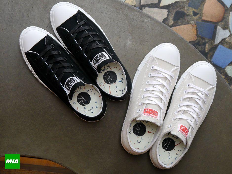 4aa5cb7c2d63 Converse CONS x Polar Skate Co. CTAS Pro Ox