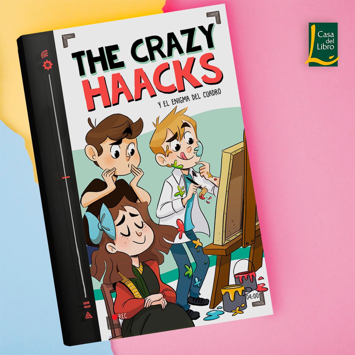 Novedades Esta Vez Los Hermanos Haack Tendrán Que Viajar A La Roma De Hace Siglos Para Hablar Con El Mismí Series De Libros Libros Grandes Matilda Roald Dahl