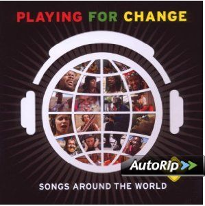 Amazon.com: Songs Around The World (CD + DVD): Music.  Playing for Change