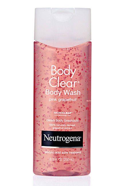 6 Tips For Keeping Clear Skin This Summer Neutrogena Body Clear Body Wash Best Body Wash Acne Body Wash
