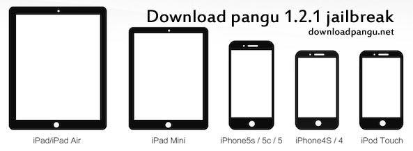 PanGu download for iOS 7.1.2 jailbreak Ios 7, Ipad mini