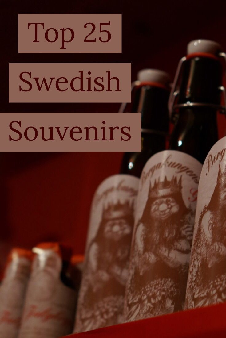 Top 25 Swedish Souvenirs And Gifts To Bring Home The Ultimate Guide Sweden Travel Stockholm Travel Swedish