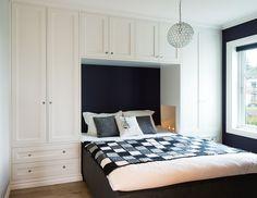Photo of Garderobesenger Garderoben på soverommet kan bidra til å oppgradere hele rommet …