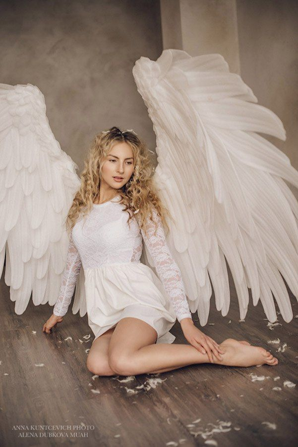 Найти фото с изображением ангелов