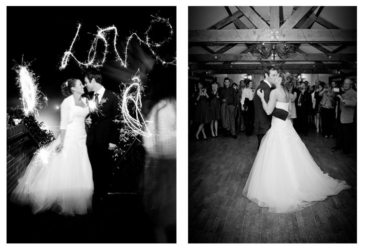 Sparklers, Wedding Photographer