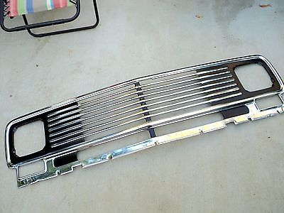 1970-1979 Chevy GMC Van Grill Grille Original Chrome