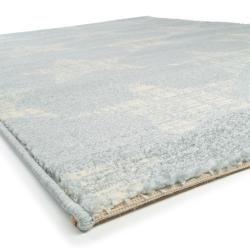 Photo of benuta Kids carpet Justin light blue 120×170 cm – carpet with stars