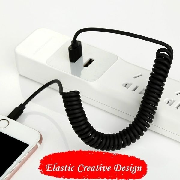 Car Charger Retractable for Apple iPhone 4G 4S 3GS 3G all iPod  iTouch