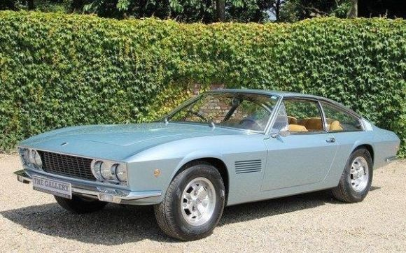 Swiss Express: 1973 Monteverdi High Speed 375L