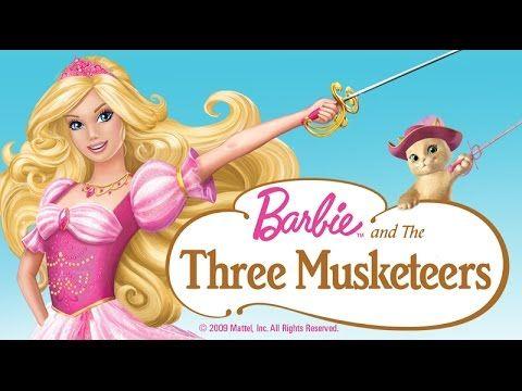 Barbie et les trois mousquetaires film complet en - Barbie les 3 mousquetaires ...