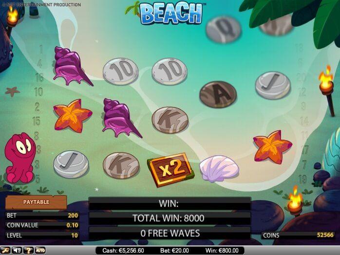 Seaside Fries Slots Online Free
