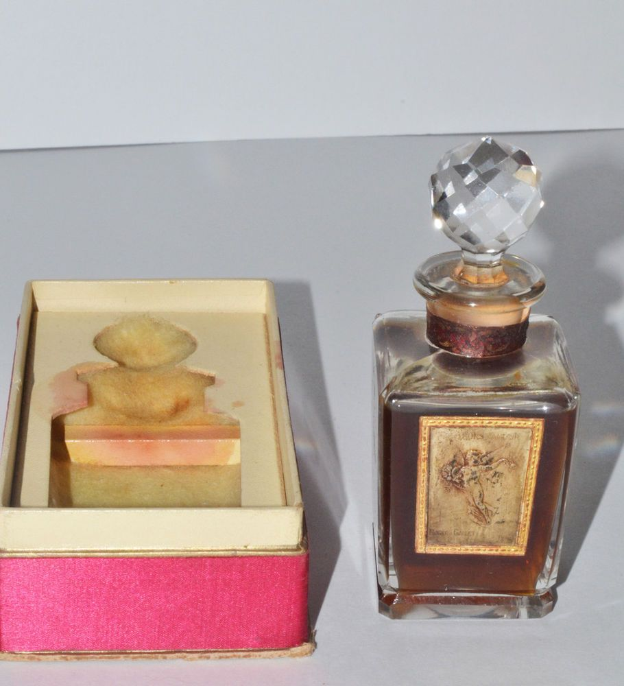 Fleurs D Amour Perfume By Roger Gallet 4 5 Tall Rare Vintage 100
