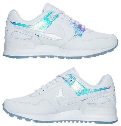 43bb8b72007d Nike Zoom Air Pegasus 89 Premium Women S Running White - Blue Tint Authentic