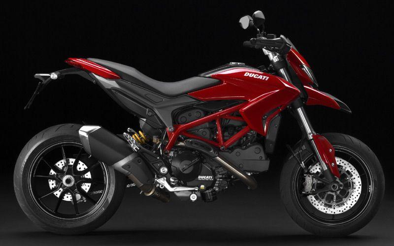 Milan Show New Ducati Hypermotard Hyperstrada Ducati