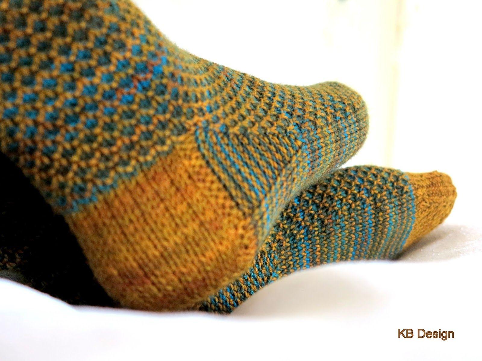 Perlmuster, Socken stricken, verstärkte Ferse Anleitung, Wollmeise ...