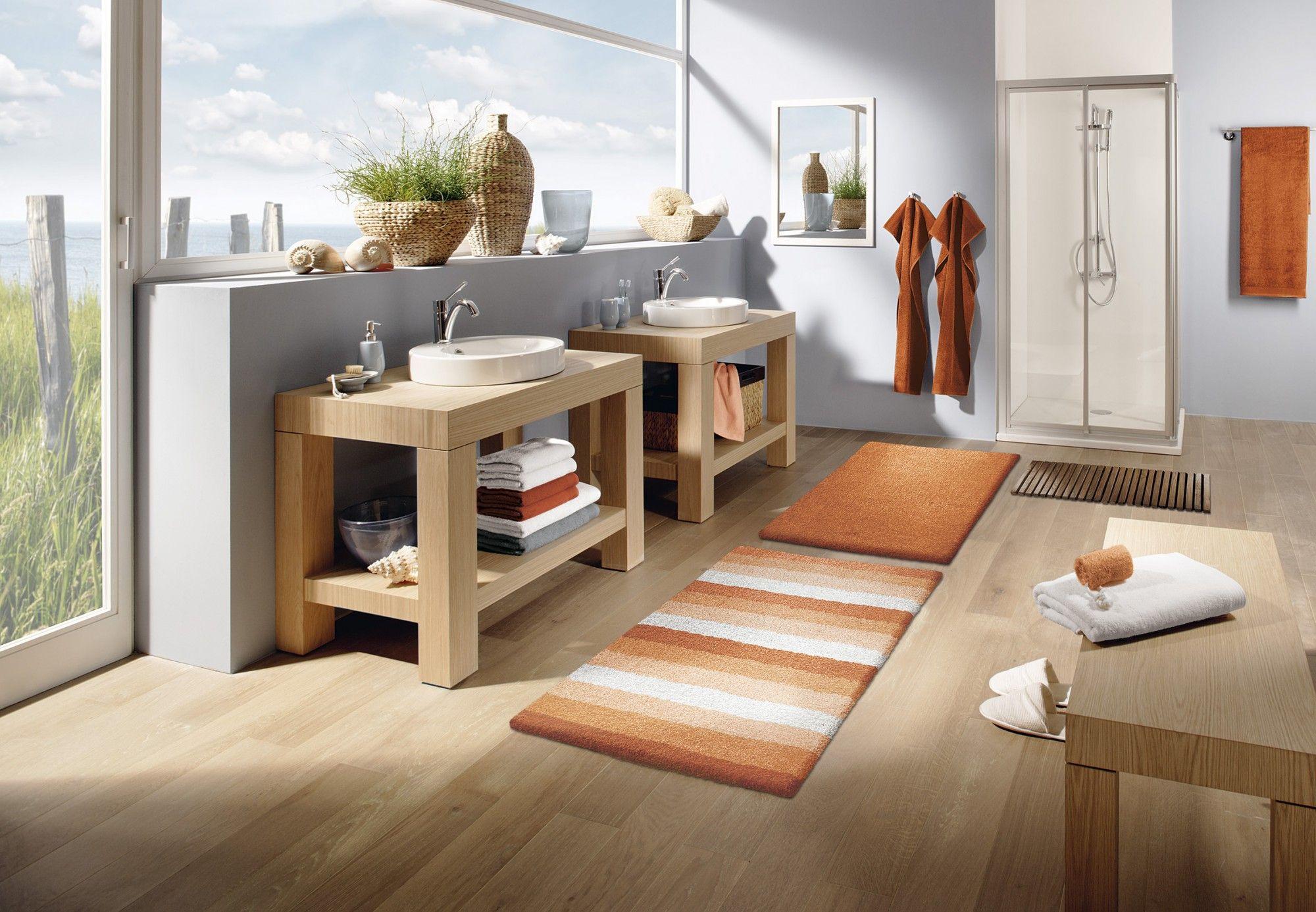 Kleine Wolke Badteppich Summer Baumwolle Home Home Decor House