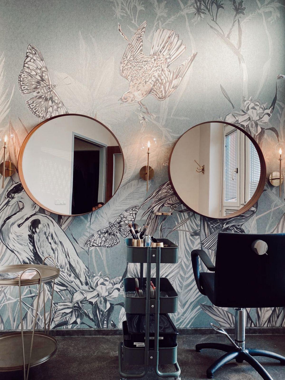 Friseur Beleuchtung In 2020 Badezimmerspiegel Beleuchtet Badezimmerspiegel Badezimmerspiegel Beleuchtung