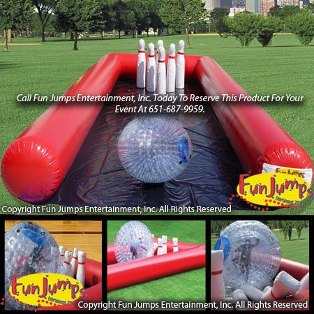 Human Bowling Human Bowling is a great interactive for any