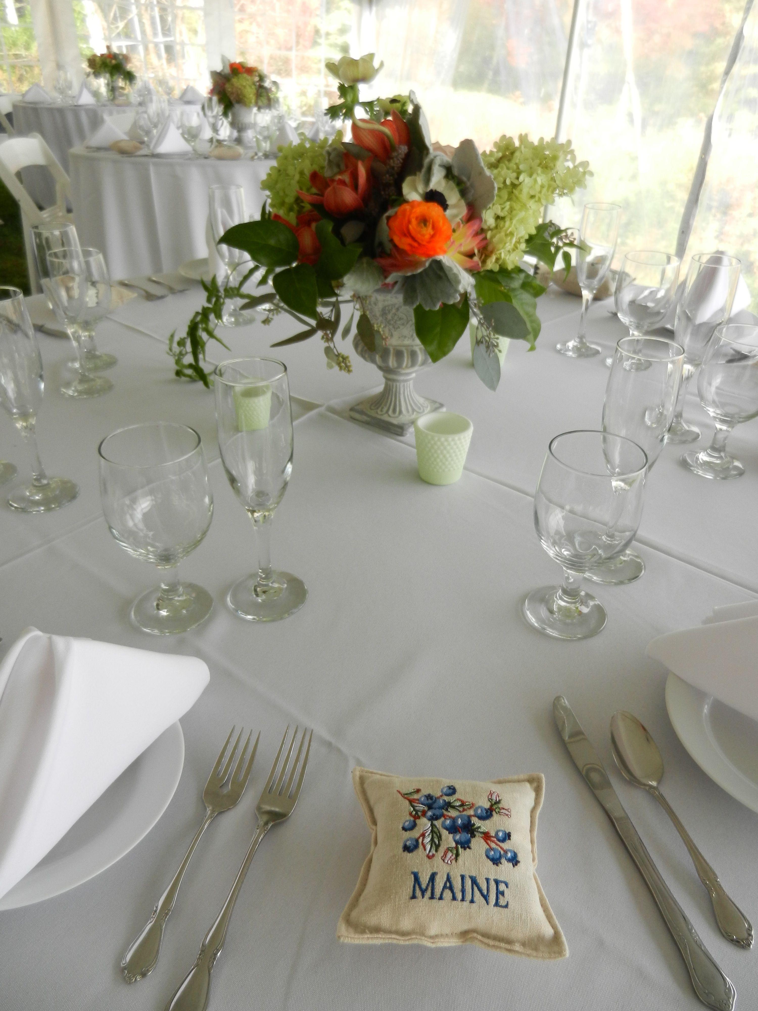 Outdoor Wedding Reception Tent Backyards