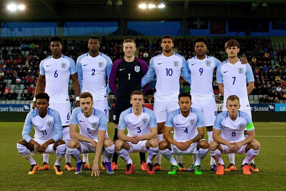 England Under 21 vs Switzerland Under 21