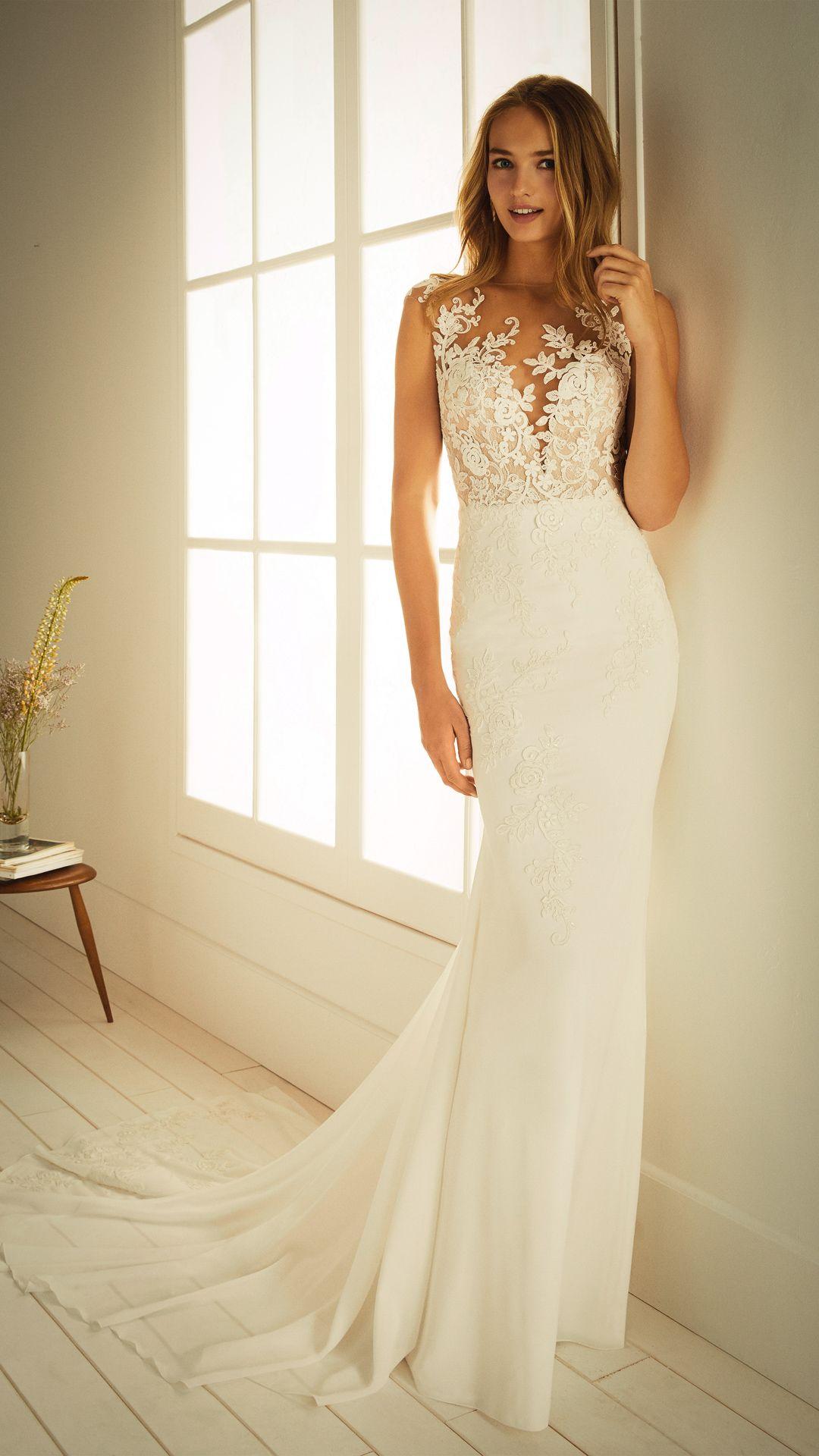 Hochzeitskleider 11 White One Kollektion Modell: OCALA-B