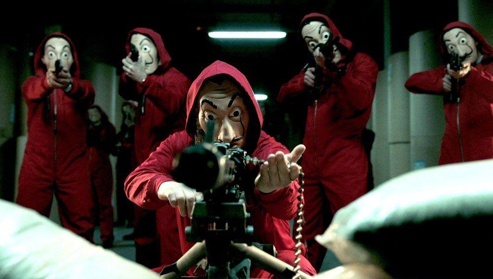 La Casa De Papel Season 1 Review Case Di Carta Film Sfondi