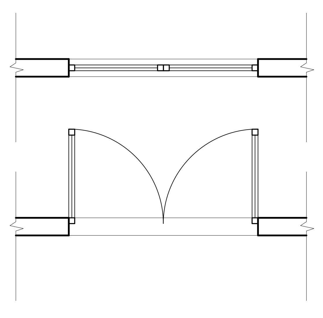 En este apunte se muestran las representaciones de los for Normas para planos arquitectonicos