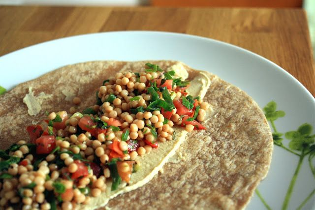 A delicious summery dish with minimal cooking required! Yum! - Tabbouleh | K. Fox Cooks