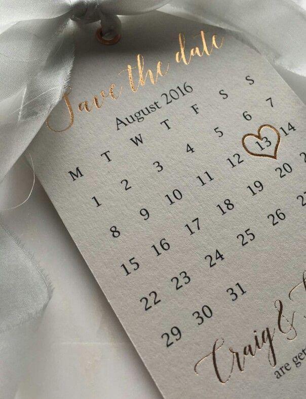 Leuke save the date ideeën #dreamdates