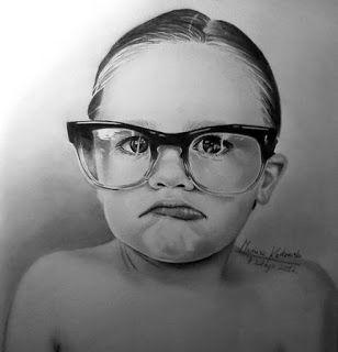 Un artiste qui ne laisse pas son handicap l'empêcher de dessiner [Artiste Dessin Europe Handicap insolite Peinture Pologne]