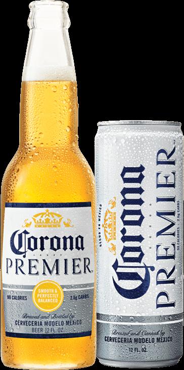 Corona Premier 90 Cals 2 6g Tee Off In Tahoe Sweepstakes Corona Beer Bottle Beer Bier
