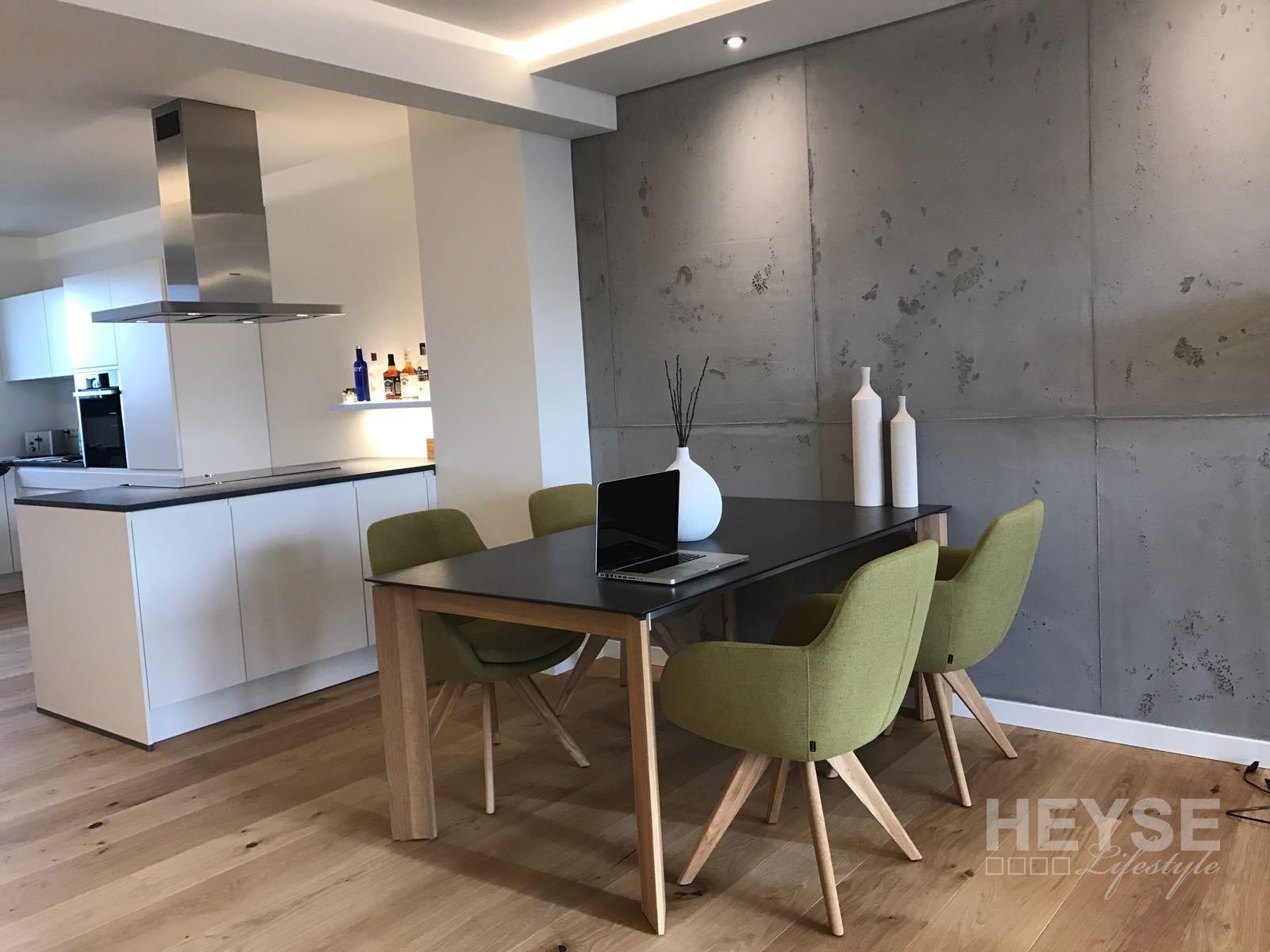 Schoner Wohnen Grautone ~ Karomuster im wohnzimmer mit schöner wohnen farbe wall design